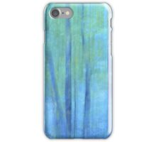 forest impressionism iPhone Case/Skin