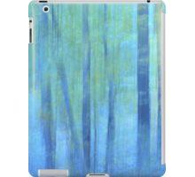 forest impressionism iPad Case/Skin