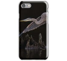 After meal flight... iPhone Case/Skin