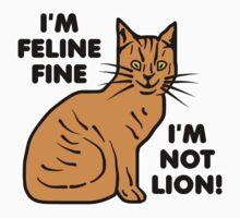 Funny Cat Pun Humor Kids Clothes