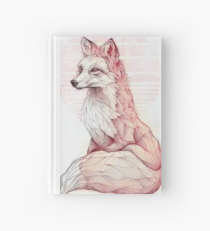 Vulpes Vulpes  Hardcover Journal