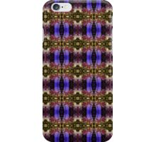 red Malus 'Radiant' crab apple blossoms #1 pattern iPhone Case/Skin