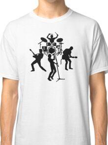 Band drummer guitarist singer Classic T-Shirt