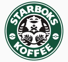 Starboks Koffee 2.0 Kids Clothes