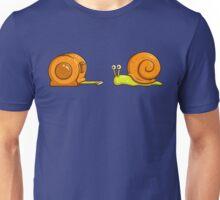Snail Mate Unisex T-Shirt