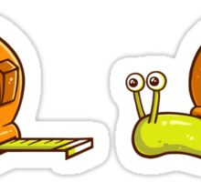 Snail Mate Sticker