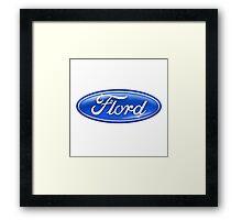 Flord Framed Print