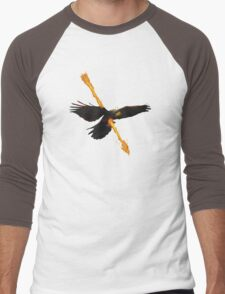 ambushed Men's Baseball ¾ T-Shirt