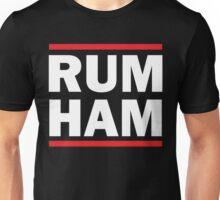 DANNY DEVITO RUM HAM Unisex T-Shirt