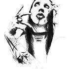 Pencil Manson by sdesigncs