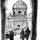 Italy by Kristina Fekhtman