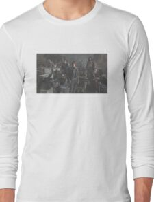 Star Wars Rogue One Characters Long Sleeve T-Shirt