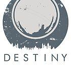 The Traveler - Destiny by GameBantz
