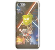 Rogue One SpongeBob SquarePants iPhone Case/Skin