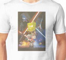 Rogue One SpongeBob SquarePants Unisex T-Shirt