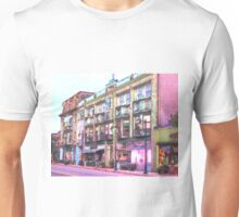 digitally altered wakefield ri Unisex T-Shirt