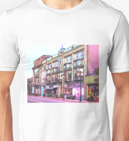 digitally altered wakefield ri Unisex T-Shirt