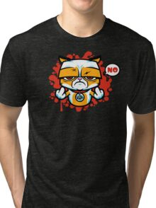 Sour Puss Tri-blend T-Shirt