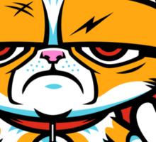 Sour Puss Sticker