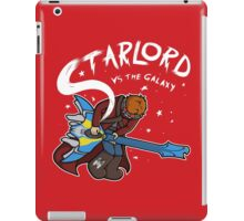 Star Lord vs The Galaxy iPad Case/Skin