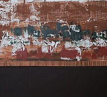Textures (2010) by Penny Vogan