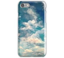 Sky Moods 4, Refreshing iPhone Case/Skin