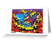 Shark Week Greeting Card