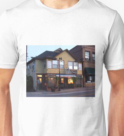 phil's restaurant wakefield rhode island 2 Unisex T-Shirt