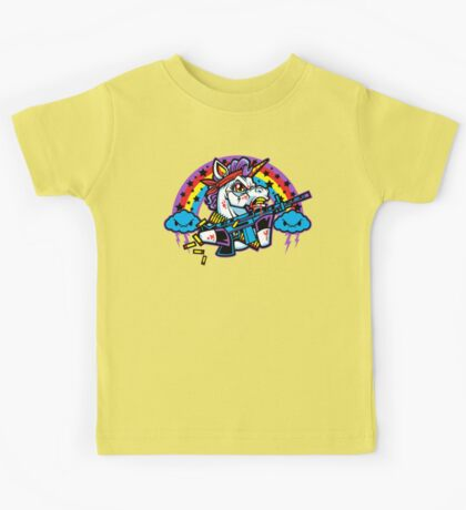 Rainbo: First Blood Kids Clothes