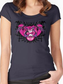 Evil Beaver Women's Fitted Scoop T-Shirt