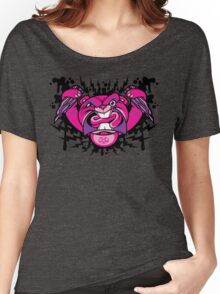 Evil Beaver Women's Relaxed Fit T-Shirt