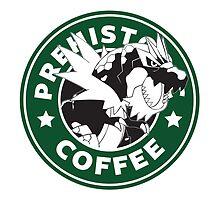 Prehistoric Coffee by StewNor