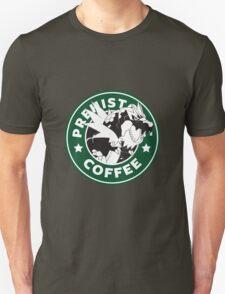 Prehistoric Coffee Unisex T-Shirt