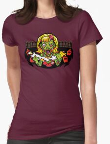Dawn of the Red Womens Fitted T-Shirt