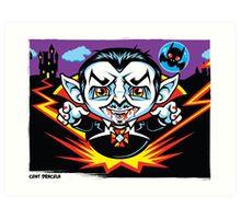 Cunt Dracula Art Print