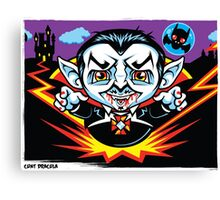 Cunt Dracula Canvas Print