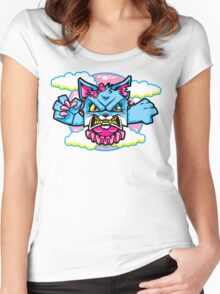 Bleeder of the Pack Women's Fitted Scoop T-Shirt
