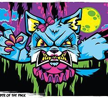 Bleeder of the Pack by harebrained