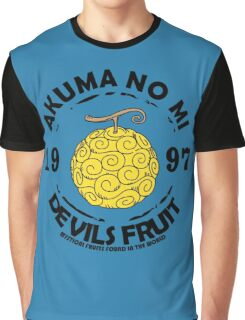 devil fruit Graphic T-Shirt