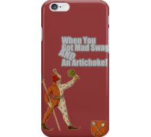 Haters Gon' Hate on the Mad #Swag! iPhone Case/Skin