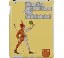 Haters Gon' Hate on the Mad #Swag! iPad Case/Skin
