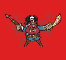 Captain Redbeard Kids Tee