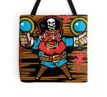 Captain Redbeard Tote Bag