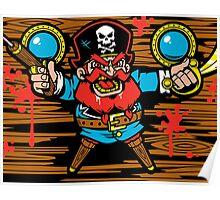 Captain Redbeard Poster