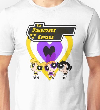 Nonbinary Powerpuffs Unisex T-Shirt