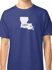 Louisiana Love Classic T-Shirt