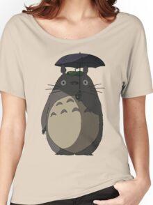 My Neighbour Totoro - Umbrella Totoro Women's Relaxed Fit T-Shirt