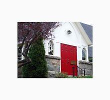 wakefield, rhode island,  red door church Unisex T-Shirt