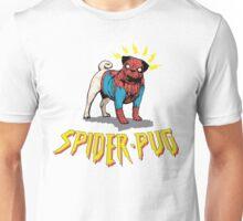 Spider-Pug Unisex T-Shirt