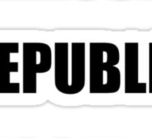 Pissed Off Voter Sticker